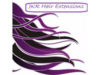 Braidless weave hair extension service