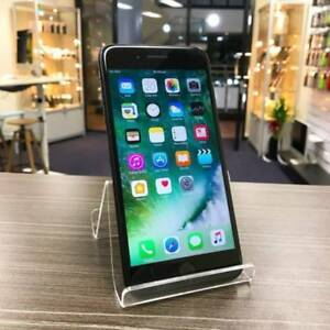 MINT CONDITION IPHONE 7 PLUS 32GB MATT BLACK UNLOCKED WARRANTY Highland Park Gold Coast City Preview