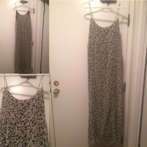 Volcum maxi dress never worn