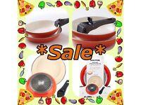 Salter 2 piece pan set