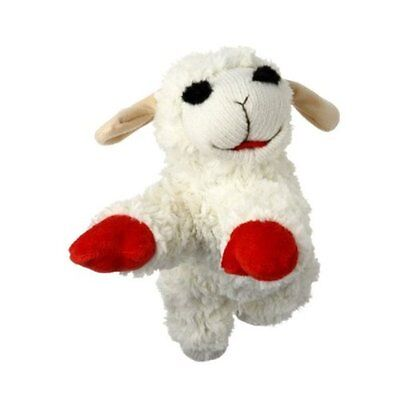 Multipet Lamb Chop Toys Plush & Squeak Toy for Dogs & Puppies CHOOSE SIZE - Dog Plush Toys