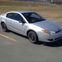 For sale 2006 Saturn Ion