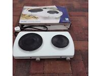 Portable Electric Two Ring Hob