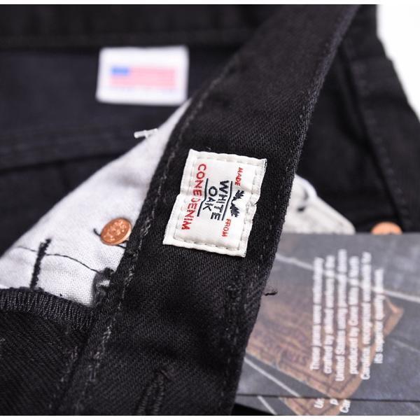 7019bde9672 NEW MENS LEVIS 501 MADE IN USA ORIGINAL FIT WHITE OAK CONE DENIM BLACK JEANS  фото