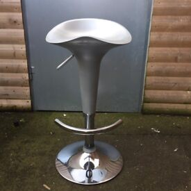 Two gas lift stools