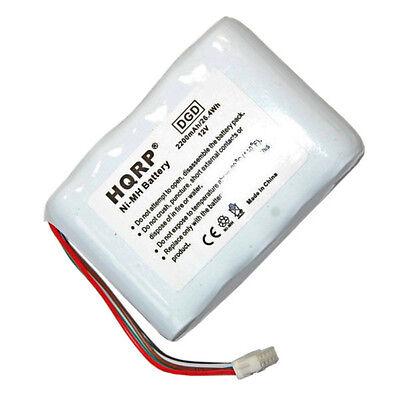 HQRP Battery For Logitech Squeezebox 830-000080, 830-0000...