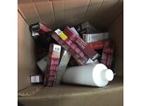 Over £1000 worth of hairdressing COLOUR stock £450