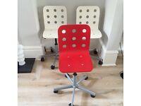 Jules junior desk chair from IKEA