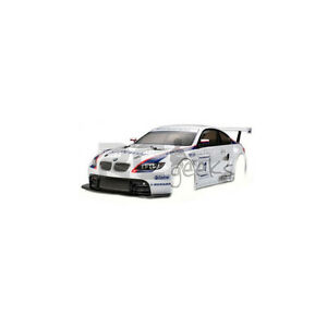 tamiya bmw m3 gt2 2009 un painted rc car body shell 190mm. Black Bedroom Furniture Sets. Home Design Ideas