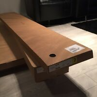 Brand New Malm IKEA bed frame Queen size