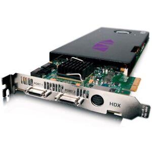 Avid Pro Tools HDX Core Card