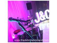 The Debonaires Wedding Band & Dj package