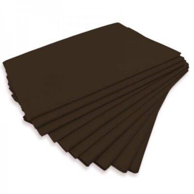 Vlieslaken 160x210cm Auflage für Massageliege Waschvlieslaken Laken 5 St. BRAUN
