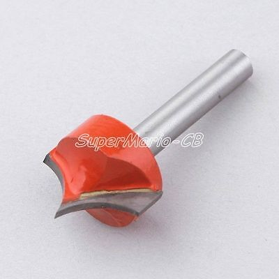 1pc Router Cnc Engraving V Groove Sharpen Bit 6mmx22mm