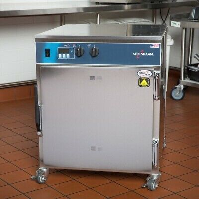 Alto Shaam 750-th-ii Half-size Cook And Hold Oven 120v