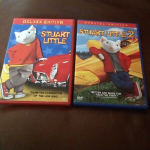 Stuart Little 1 & 2 (DVD)