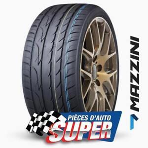 Pneus d'été neufs 245/45R20 99W Mazzini à prix imbattable, financement Accord D disponible