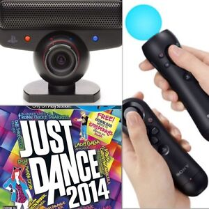 Just dance and PlayStation move