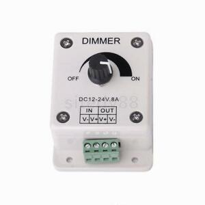 DC-12V-8A-LED-Bulb-Dimmer-Switch-Brightness-Controller