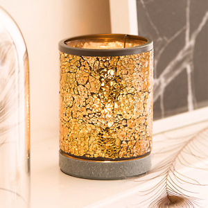 Scentsy Gold Crush Warmer