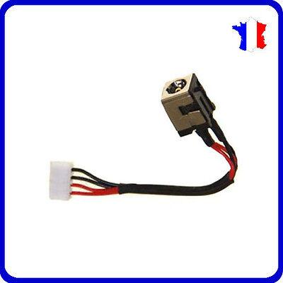 Connecteur alimentation ASUS X70Se Cable Socket wire Dc power jack conector