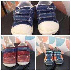 Infant boys shoes