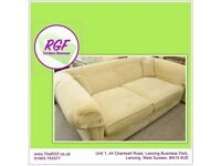 SALE NOW ON!! Large 3- 4 Seater Sofa - Can Deliver For £19