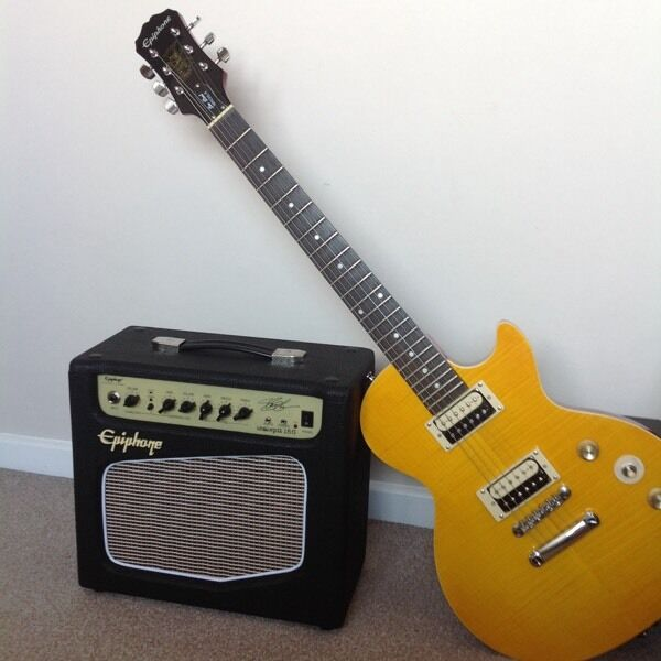 epiphone slash 39 afd les paul special ii electric guitar and amp performance pack in norwich. Black Bedroom Furniture Sets. Home Design Ideas