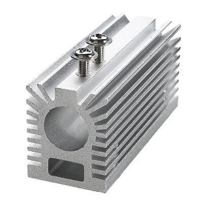 Aluminum Cnc Cooling Housing Heat Sink Holder Mount Part For 12mm Laser Module