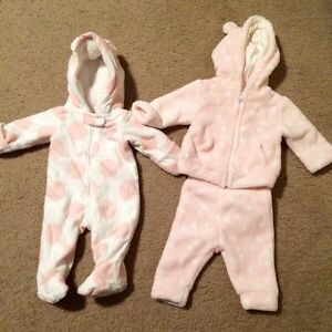 Warm Baby Outifts