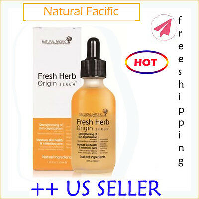 Natural Pacific Fresh Herb Origin Serum 50Ml   Us Seller  Free Shipping