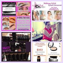 MAKEUP ARTIST & LASH EXTENSIONS Leanyer Darwin City Preview