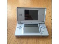Silver Nintendo DS
