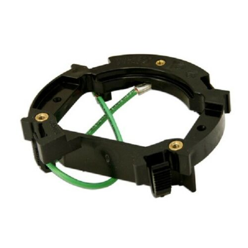 LEGRAND WIREMOLD 881ADP RATCHET-PRO 1 Balck PVC OUTLET BOX ADJUSTING RING