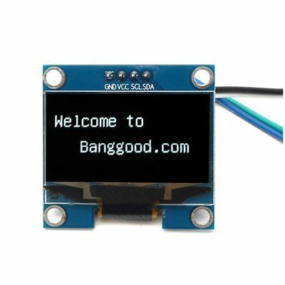 1.3 4pin White Oled Lcd Display 12864 Iic I2c Interface Module For Arduino Y9h