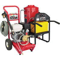 4000 PSI 4 GPM Pressure Washer Heater/Steamer Add On