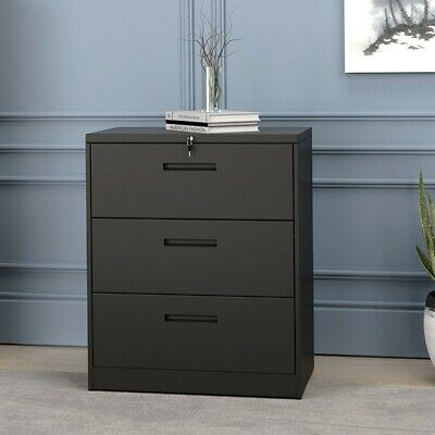 2840 Lateral Filing Cabinet Storage Organizer 23 Drawer Wlock Home Office