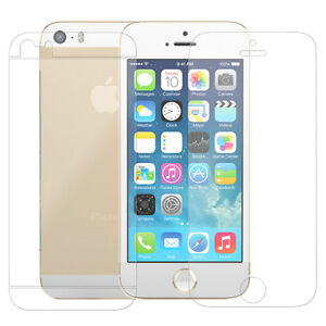 IPHONE 5, 5S, 6 & 6 PLUS CLEAR SCREEN PROTECTOR FOR FRONT & BACK Regina Regina Area image 3
