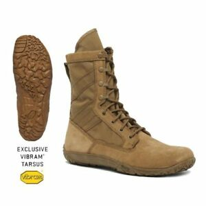 belleville T 105 minimalist boot coyote brown, size 8.5