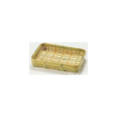 Basket Wooden weaving Bamboo small, Osaka tarashi Made Sado