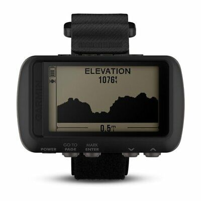 Garmin Foretrex 601 Military Standard Wrist Operated GPS Device 010-01772-00