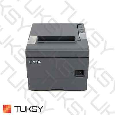 Epson Drucker Cutter (Epson TM-T88V USB Serial Thermal Receipt Printer + Auto Cutter (C31CA85090))
