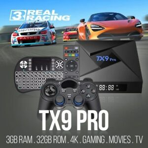 BRAND NEW ANDROID 7.1 ULTRA 4K TX9 PRO 3GB/32GB KODI IPTV 2018