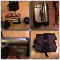 Perfect condition Carl Zeiss Sony camcorder 40x zoom