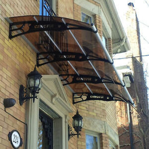 Polycarbonate Awning Canopy for door,window,Patio,porch,aluminum Kingston Kingston Area image 7