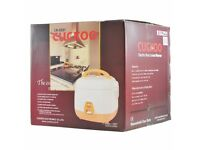 Cuckoo Automatic Rice Cooker CR-0331 2-3 Cups, 2.41 Kg