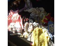 Bundle/job lot children's clothes qty 25 coats/dress/etc 2/3years