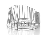 Alessi circular dish drying rack