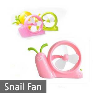 Snail-Fan-Portable-Mini-PC-USB-Cooler-Cooling-Desk-Fan