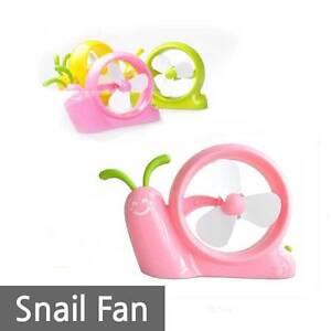 Snail-Fan-Portable-Mini-PC-USB-Cooler-Cooling-Desk-Fan